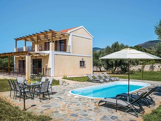 3 bedroom Villa in Karavados, Ionian Islands, Greece - 5706959