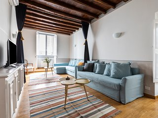 Stunning 2BR in Piazza di Spagna by Sonder