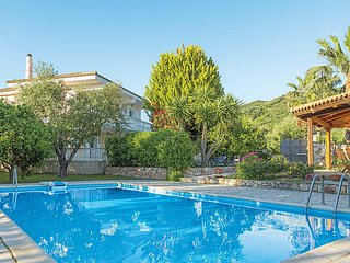 3 bedroom Villa in Tragaki, Ionian Islands, Greece : ref 5707551
