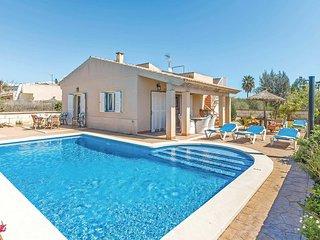 3 bedroom Villa in Playa de Muro, Balearic Islands, Spain - 5705778