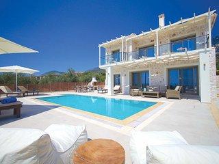 3 bedroom Villa in Mousata, Ionian Islands, Greece : ref 5705320