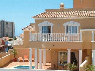 3 bedroom Villa in Playa Paraiso, Canary Islands, Spain : ref 5705811