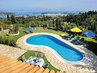 3 bedroom Villa in Kyra Chrysikou, Ionian Islands, Greece : ref 5705533