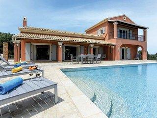 4 bedroom Villa in Lithiasménos, Ionian Islands, Greece : ref 5704963
