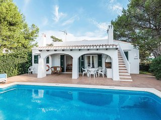3 bedroom Villa in Binibequer Vell, Balearic Islands, Spain : ref 5706970