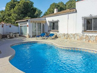 3 bedroom Villa in Bernia, Valencia, Spain - 5713190
