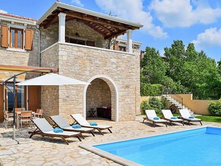 3 bedroom Villa in Donje Baredine, Istria, Croatia : ref 5707952