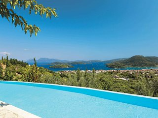 4 bedroom Villa in Rachi, Ionian Islands, Greece : ref 5707803