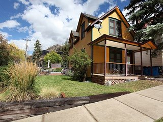 Renovated Historic Home Heart of Downtown Ouray