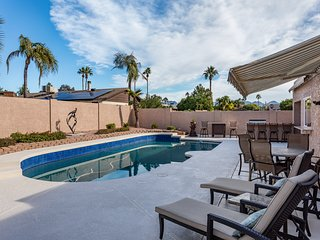 Modern Upscale Kierland North Scottsdale Home W/ Resort-Style Backyard Near TPC