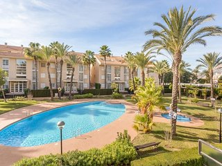 Spacious apartment in Platja de l'Arenal with Parking, Internet, Washing machine