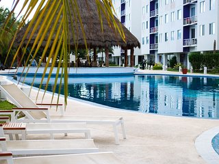 2 bedroom Apartment, Downtown Cancun, Mexico