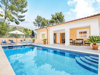 4 bedroom Villa in Cala San Vicente, Balearic Islands, Spain - 5706047