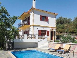2 bedroom Villa in Skopelos, Thessaly, Greece : ref 5706030