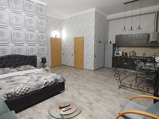 Cozy apartment very close to the centre of Kiev with Lift, Internet, Washing mac