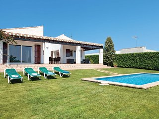 3 bedroom Villa in Punta Prima, Balearic Islands, Spain : ref 5707643