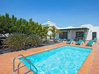 3 bedroom Villa in Playa Blanca, Canary Islands, Spain : ref 5707681