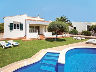 3 bedroom Villa in Binibèquer Vell, Balearic Islands, Spain : ref 5705696