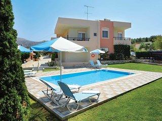 3 bedroom Villa in Agios Dimitrios, Crete, Greece : ref 5707249