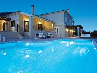 3 bedroom Villa in Mousata, Ionian Islands, Greece : ref 5707896