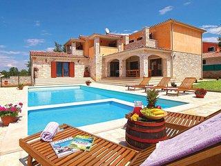 4 bedroom Villa in Mednjan, Istria, Croatia : ref 5705064