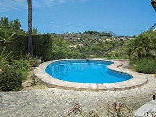 4 bedroom Villa in Benitachell, Valencia, Spain - 5707670