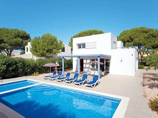 4 bedroom Villa in Cala en Bosch, Balearic Islands, Spain - 5706239