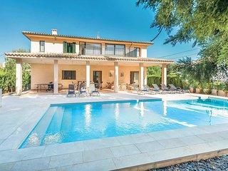 4 bedroom Villa in Port de Pollença, Balearic Islands, Spain : ref 5705123