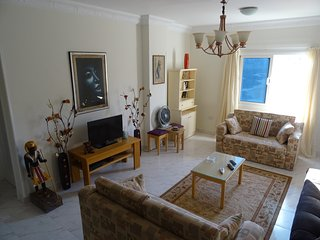 (8) 125m2 2 Bedroom Apt - 250mtrs from beach, South end of Mamsha Promenade.