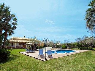 3 bedroom Villa in Cala San Vicente, Balearic Islands, Spain : ref 5707342