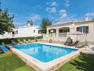 3 bedroom Villa in Torre Soli Nou, Balearic Islands, Spain : ref 5706963