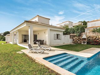 3 bedroom Villa in Arenal d'en Castell, Balearic Islands, Spain : ref 5706796
