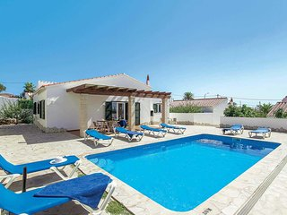 4 bedroom Villa in Cala en Porter, Balearic Islands, Spain - 5707302