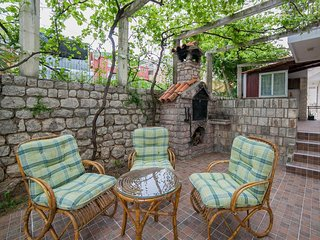 Cosy studio in Bečići with Parking, Internet, Air conditioning, Balcony