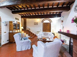 4 bedroom Villa in Le Casine-Perignano-Spinelli, Tuscany, Italy - 5707120
