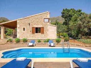 2 bedroom Villa in Cala San Vicente, Balearic Islands, Spain - 5705389