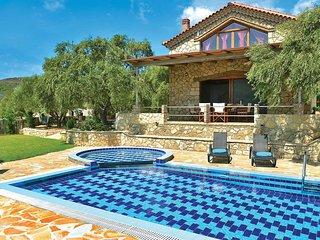 3 bedroom Villa in Limni Keriou, Ionian Islands, Greece : ref 5706546