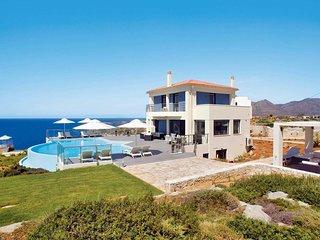 4 bedroom Villa in Tersanas, Crete, Greece : ref 5707839