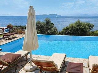 2 bedroom Villa in Syvota, Ionian Islands, Greece - 5707508
