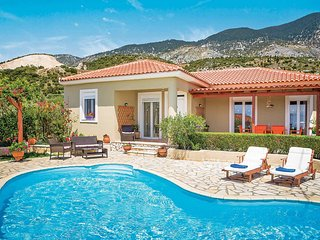 3 bedroom Villa in Vlacháta, Ionian Islands, Greece : ref 5707511