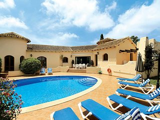 4 bedroom Villa with Pool, Air Con and WiFi - 5707668