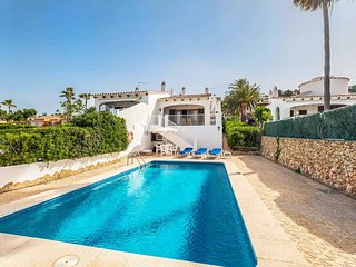 4 bedroom Villa in Torre Soli Nou, Balearic Islands, Spain : ref 5706384