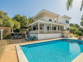 5 bedroom Villa in Santo Tomas, Balearic Islands, Spain : ref 5707141