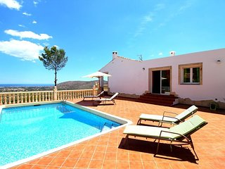 Cozy villa in Muntanya de la Sella with Internet, Washing machine, Pool