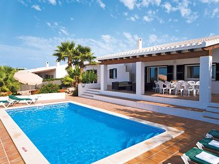 5 bedroom Villa in Binibèquer Vell, Balearic Islands, Spain : ref 5705732