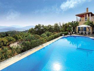 4 bedroom Villa in Kremithas, Ionian Islands, Greece - 5705300