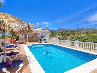 4 bedroom Villa in El Molino, Andalusia, Spain - 5705613