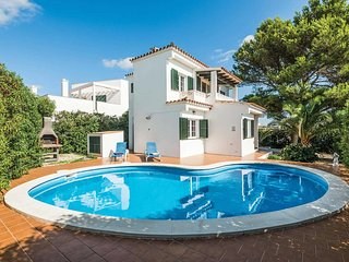 3 bedroom Villa in Binibèquer Vell, Balearic Islands, Spain : ref 5706956