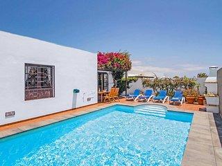 3 bedroom Villa in Costa Teguise, Canary Islands, Spain : ref 5707797