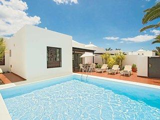 3 bedroom Villa in Costa Teguise, Canary Islands, Spain : ref 5707271